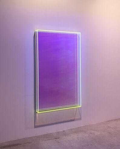 Regine Schumann, 'Color Rainbow Yellow Cologne', 2018