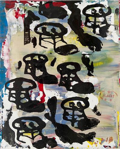 Albert Pepermans, 'Table for two II', 2020