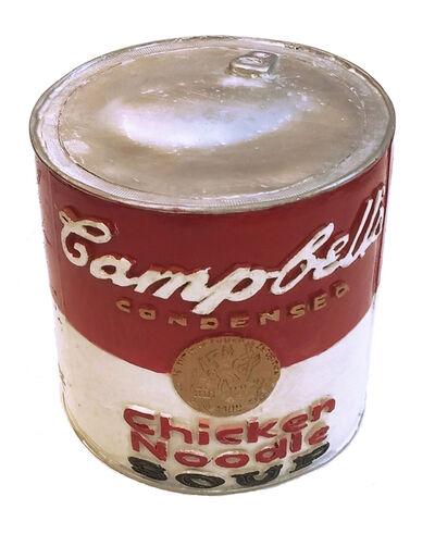 Steve Kaufman, 'CAMPBELLS CHICKEN NOODLE SOUP', 2001-2007