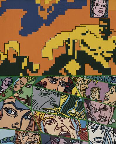 Erró, 'L'Image de Synthèse', 1990-1991