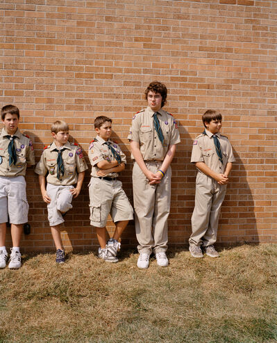 Gregory Halpern, 'Boy Scouts 2, Omaha, NE', 2005-2018