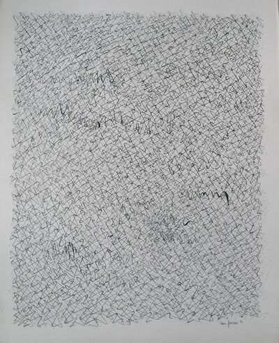 León Ferrari, 'Untitled', 1991