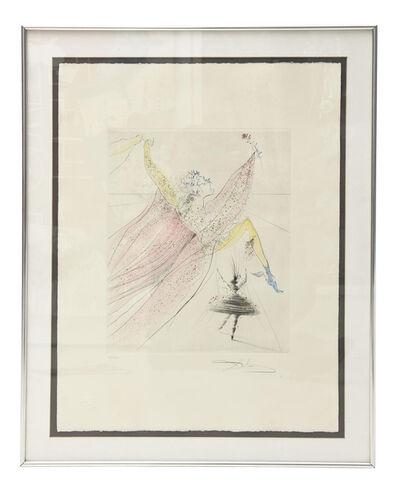 Salvador Dalí, 'Deesse De La Danse', 1971