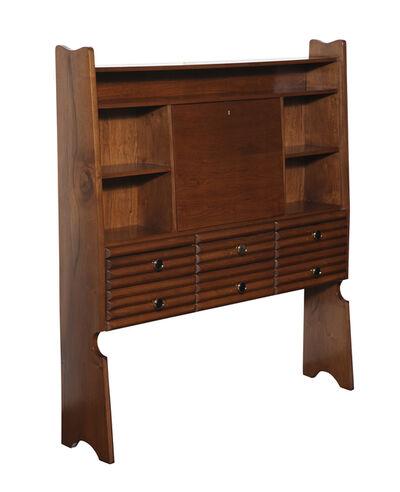 Paolo Buffa, 'Bookcase with Drop-Front Desk', ca. 1952