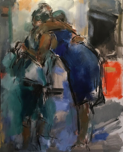 Ghislaine Howard, 'Embracing Manchester', Contemporary