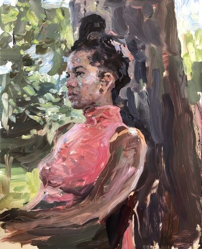 Hollis Dunlap, 'Danielle Outside', 2020
