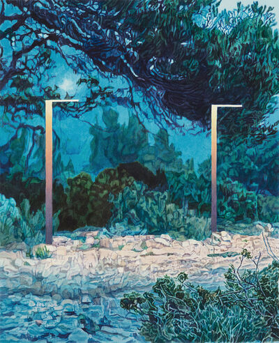 Tristram Lansdowne, 'Extract', 2019