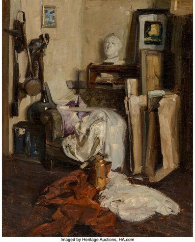 Dean Cornwell, 'The Artist's Studio'