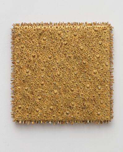Lars Christensen, 'Square object #01 (gold)', 2016