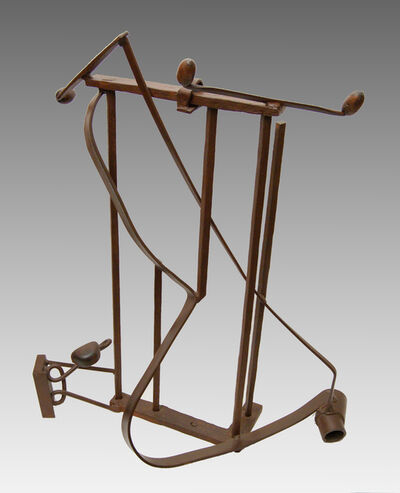 Anthony Caro, 'Catalan Tap-dance', 1987 -1988