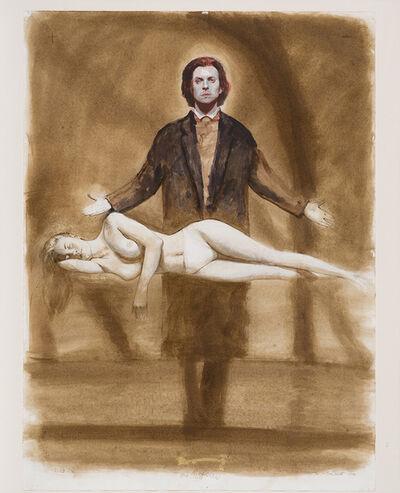 Bo Bartlett, 'The Magician (Study)', 1996