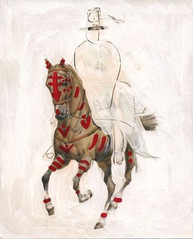 Giuseppe De Mattia, ' Decorations for War Horses', 2020