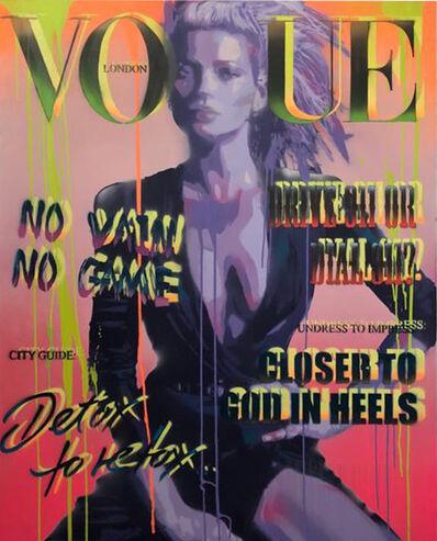 Max Wiedemann, 'Vogue - Kate Moss'