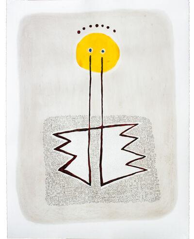 Victor Ekpuk, 'Guardian of the Pueblos (Santa Fe Suite)', 2013