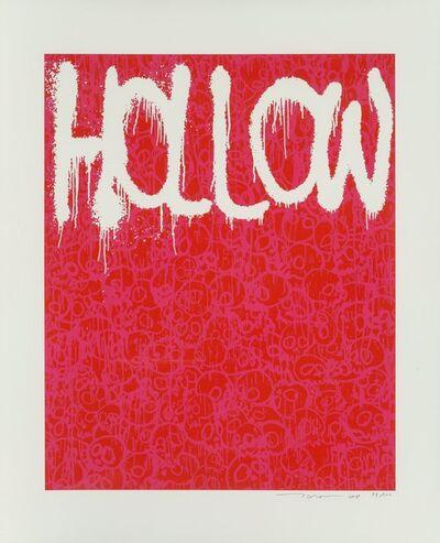Takashi Murakami, 'Hollow (Red)', 2018