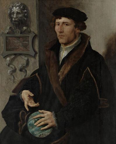 Maerten van Heemskerck, 'Portet van Reinerus Frisius Gemma', c. 1540-1545