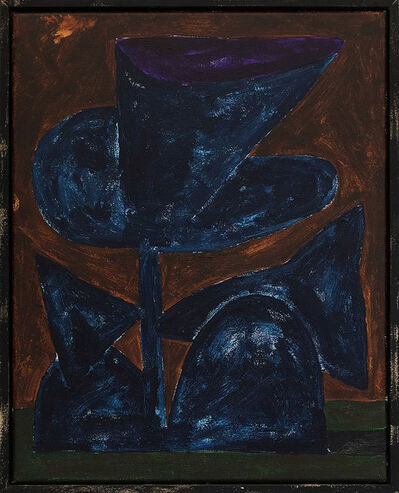Jordy van den Nieuwendijk, 'Figure With Hat', 2016