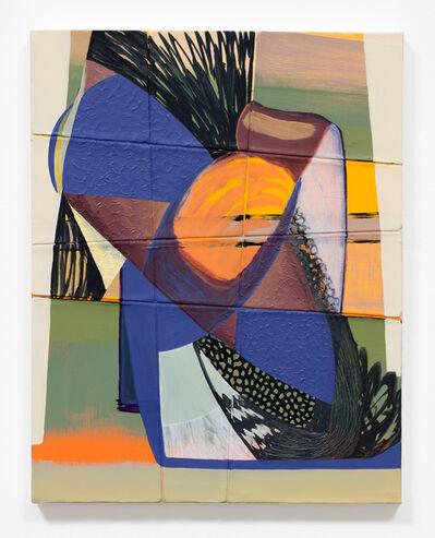 Magalie Guérin, 'Untitled (bondage-fan)', 2016
