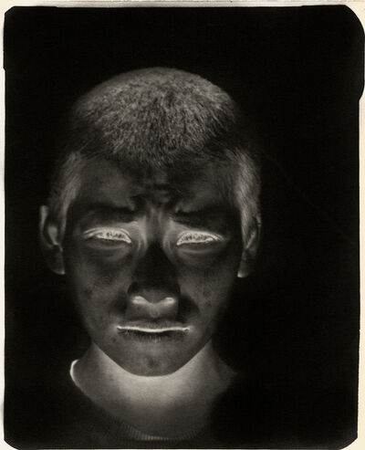 Milagros de la Torre, 'Under the black sun (Boy #2)', 1991-1993