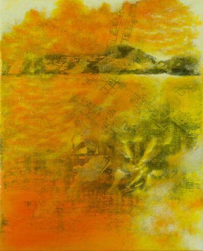 Mediha TING, 'Citrine Sunrise', 2017