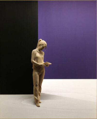 Peter Demetz, 'La Corpertina', 2017