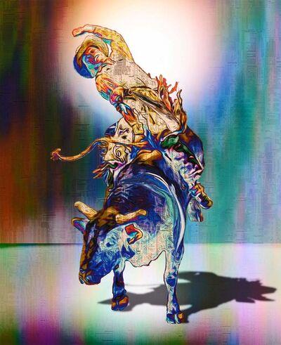 Gordon Cheung, 'Minotaur 5', 2015