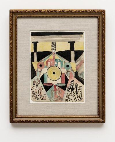 Cícero Dias, 'Untitled', 1928