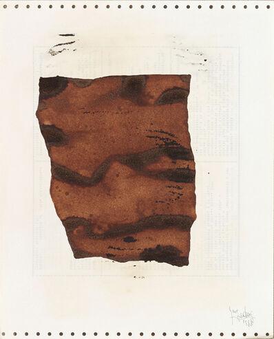 Yang Jiechang 杨诘苍, 'Soy Sauce Drawings 8 酱油画 8', 1988