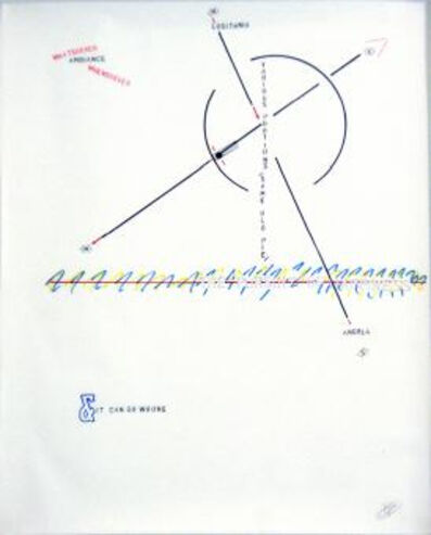 Lawrence Weiner, 'Same old pie', 2003
