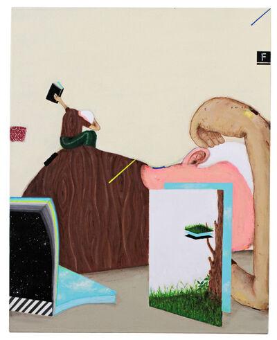 Bruno Kurru, 'Escolha (da série Condensação de Estados Sensíveis)', 2010