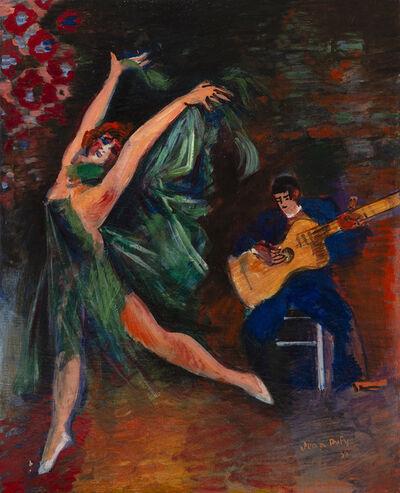 Jean Dufy, 'La danse', 1930