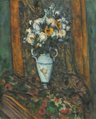 Paul Cézanne, 'Vase of Flowers', 1900/1903