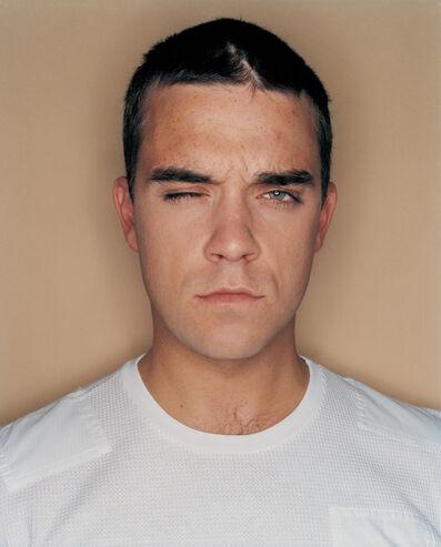 Rankin, 'Robbie's Wink', 1999