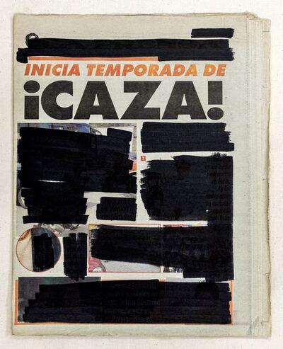Moris, '¡CAZA!', 2018