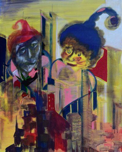 Traute Macom, 'Mega City Dreams', 2014