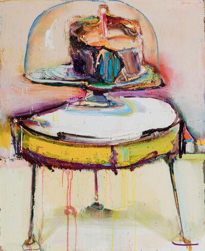 Richard Hickam, 'Suzin's Cake Stool ', 2013