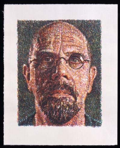 Chuck Close, 'Self-Portrait', 2004
