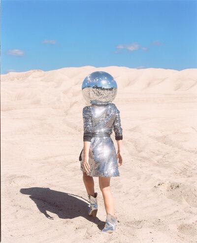 Karol Malecki, 'Disco Girl 2', 2021