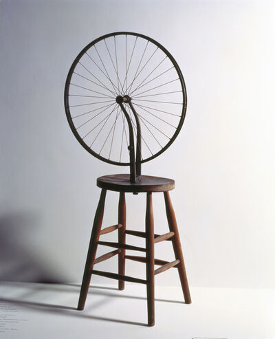 Marcel Duchamp, 'Bicycle Wheel', 1963