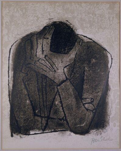 Ben Shahn, 'Despair', 1968