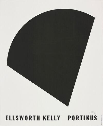 Ellsworth Kelly, 'Portikus', 1990