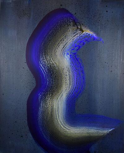 Yeachin Tsai, 'One Blue Stroke', 2019