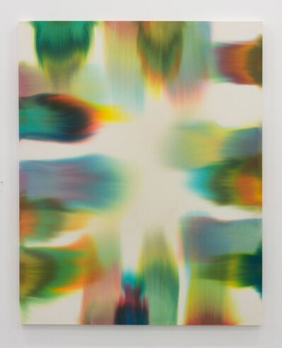 Luce Meunier, 'Eaux de surface 1', 2015