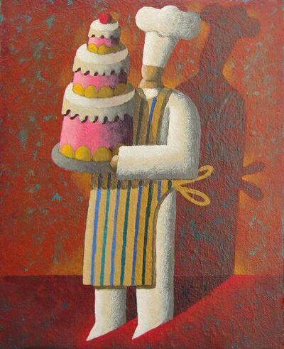 Jordi Pintó, 'Creative pastries'