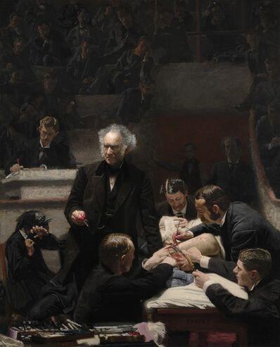 Thomas Eakins, 'Portrait of Dr. Samuel D. Gross (The Gross Clinic)', 1875
