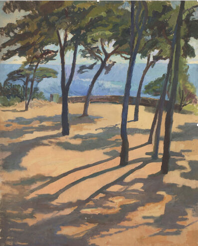 David Rolt, 'Late Afternoon Treescape (limited edition)'