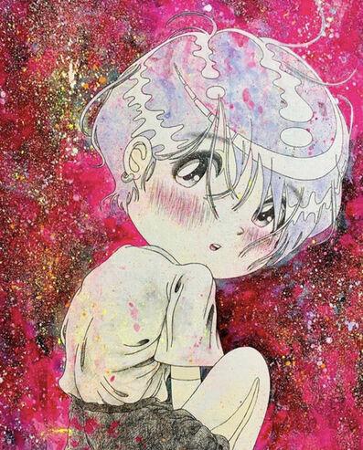 Kojiro Matsumoto, 'Red galaxy', 2019