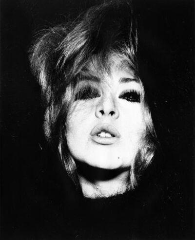 Sam Haskins, 'Cowboy Kate Dressing', 1970