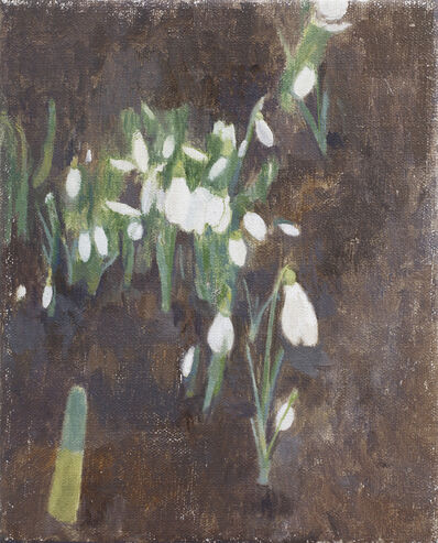 Charlotte Verity, 'Emerging Snowdrops', 2010