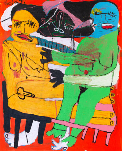 Adébayo Bolaji, 'The Opinion', 2018
